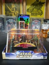 Star wars Saga Collection Geonosian War Chamber Set 1 2003