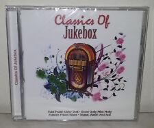 CD CLASSIC OF JUKEBOX - PRESLEY PAUL ANKA JOHNNY CASH CLIFF RICHARD