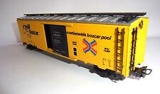 Märklin H0 4773 - US box car Rail Box - TOP OVP- US Güterwagen Rail Box