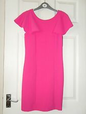 Ladies BNWT New Look Pink Dress Size 8