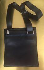 Rare Trussardi Men's Leather/Suede Messenger Bag Retail $1450