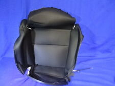 Porsche part OEM 97052116170DAF	Black leather seat cover Panamera