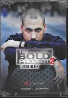 THE BOLD PROJECT 2 JUSTIN MILLER DVD UNDERGROUND CARDS