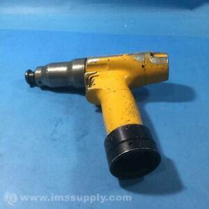 Atlas Copco ETP S4-04-I06CTADS Electric Pistol Grip Nutrunner  USIP