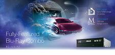 Asus BC-12D2HT Blu-Ray Combo 12x BD-R Reader 16 x DVDRW 48 x CD-R Retail Drive