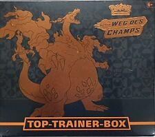 POKÉMON*TOP TRAINER BOX WEG DES CHAMPS*DEUTSCH*NEU+OVP