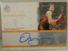 2001-02 SP Authentic Troy Murphy SP Signatures Rookie Autograph # 116 / 360