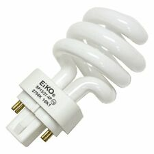 EIKO SP13/27-4P 13W 120V E26 2700K 4-Pin Spiral CFL Lamp
