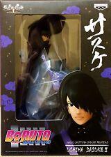 NARUTO DXF SHINOBI RELATIONS Vol. 3 SASUKE II BANPRESTO FIGURE NEW NUEVA