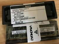 NEW Lenovo / IBM 46W0829 46W0831 4X70G88319 16GB 2RX4 DDR4 PC4-2400T ECC Memory