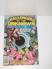 CHALLENGERS OF THE UNKNOWN (1978 Series) DC Comics #87