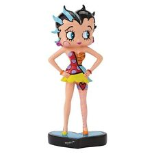 Britto Coy Betty Boop  Figurine Decoration