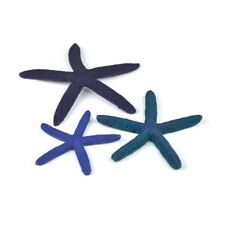 Oase biOrb Starfish Blue 3 Pack Decoration Ornament Fish Tank Aquarium