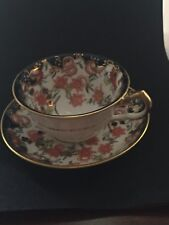 VINTAGE Royal Crown Derby Cup And Saucer 9259