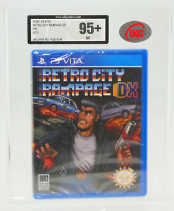 Retro City Rampage DX | Playstation PS Vita | eingeschweißt NEU SEALED UKG 95+
