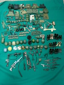 "Huge Lot Weapons Accessories for 1/6 12""  Figures BBI 21st Century GI Joe Dragon"