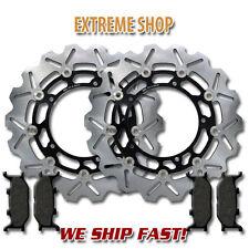 Yamaha Front Brake Rotor + Pads FZ6R & XJ6 Diversion 600 (2009-2014) MT-03 06-14
