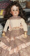 Antique Composition Armand Marseille Doll with Lace Bra - Marked - Germany