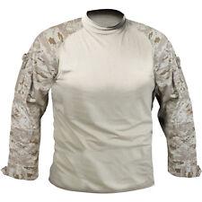 Rothco Digital Desert Camouflage Military Tactical Lightweight Combat Shirt XXL