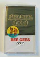 The Bee Gees Gold Cassette Tape 1976 Polygram Records Brand New Sealed