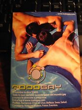 TodoGay LGBT Postcard - Spanish Latino Todo Gay Men Pride Queer Sex Website Card