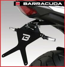 PORTATARGA REGOLABILE RECLINABILE BARRACUDA MOTO HONDA HORNET 600 2011 2013