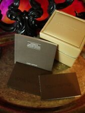 Rare Authentic Japanese LOUIS VUITTON Presentation Watch Box Jewelry Trunk LV