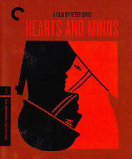 HEARTS AND MINDS 1974 Peter Davis CRITERION COLLECTION DVD & BLU RAY NEW SEALED