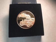 FRANKLIN MINT 2000 Precision Models Medal