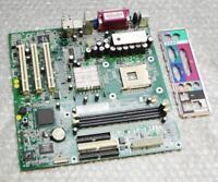 Dell 7W080 07W080 Socket 478 /  mPGA478B Motherboard & IO Back Plate - Bluford2