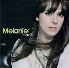 MELANIE C : THIS TIME / CD - TOP-ZUSTAND