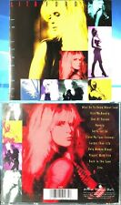 Lita Ford - The Best Of Lita Ford (CD, 1992, RCA Records (BMG), USA)