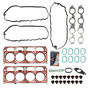 HS55332 Engine Cylinder Head Gasket Set Fits Cadillac Escalade GMC Sierra 1500