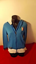 ITALY  2010 WORLD CUP LADYS HOODIE IN LIKE NEW COND SIZE M