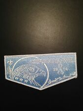 OA CHI-HOOTA-WEI LODGE 617 S83 2014 GHOST CANCER FLAP