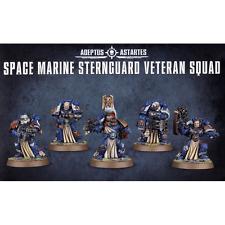 Space Marine Sternguard Veteran Squad Marines Warhammer 40k NEW
