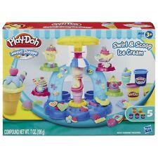 Play-Doh Sweet Shoppe Swirl N Scoop Ice Cream Set