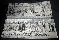 Pelzer South Carolina Homecoming Day 1931 Daventon Baptist Church pair of Photos