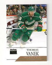 14/15 SHOWCASE WILD THOMAS VANEK SKYBOX PREMIUM CARD #15 (#105/299)