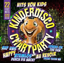 Kinderdisco Chartparty - CD  Neu & Eingeschweißt!