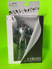 "New ListingDc Direct Toys New 52 Jla Justice League of America Cyborg 7"" Action Figure"