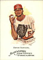 2008 Topps Allen and Ginter SP Singles (Pick Your Cards)