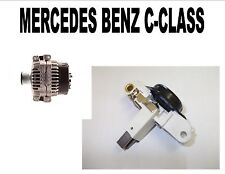 MERCEDES BENZ C-CLASS 200 CDI 1997 - 2001 NEW ALTERNATOR REGULATOR