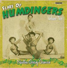 Dalles de humdingers Volume 2 UK 180 G VINYL LP NEUF/Scellé Little Luther 7 virages