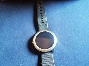 Garmin Vívoactive 3 Reloj Inteligente - Acero Inoxidable Silicona Negra