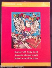 Potty Pigeon C64 CIB Percy the Potty Pigeon Disk - (1984)