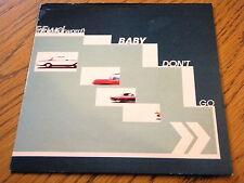 """Fast (Fast Forward) - Baby ne vont pas 7"""" vinyle PS"""