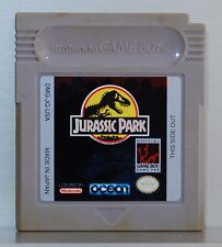 JURASSIC PARK - GAME BOY - VERSION USA - CARTUCHO
