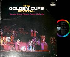 THE GOLDEN CUPS recital '69 org LP japan heavy psych speed glue shinki POKORA