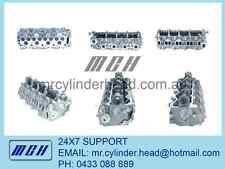 Complete Assembled Cylinder Head -Ford Courier Mazda Bravo B2500 WL-T 2.5LTD